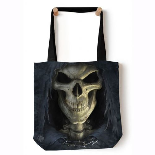 Big Face Death Tote Bag - The Mountain®